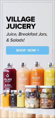 Village Juicery Delivery Toronto