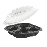 Plastic Microwavable Containers
