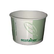 Eco Round Containers & Lids