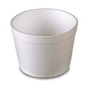 Foam Round Containers & Lids