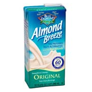 Dairy Alternatives (Almond, Soy & Rice Beverages)